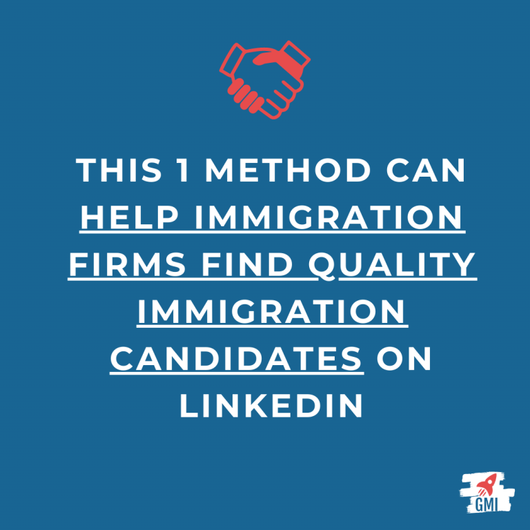 Find Quality Immigration Candidates