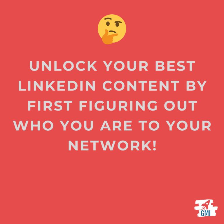 unlock your best immigration linkedin content