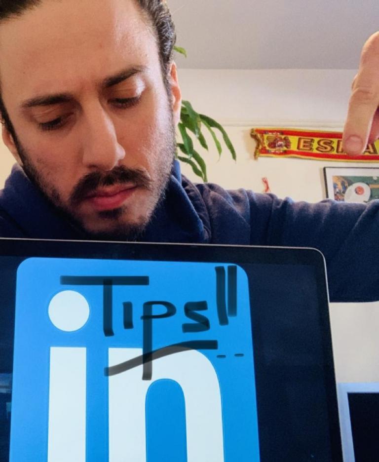 5 easy LinkedIn tips for beginners