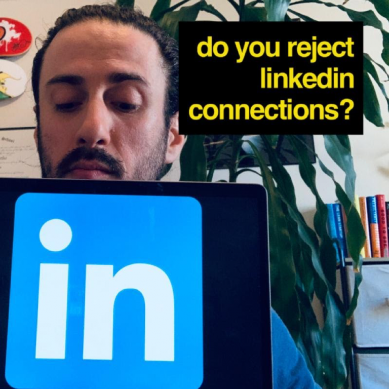 When Should You Reject LinkedIn Invitations?